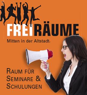 FREIRÄUME_Seminare